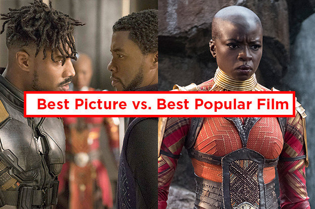 """Do These Films Belong In The Oscars """"Best Picture"""" Or """"Best Popular Film"""" Category?"""