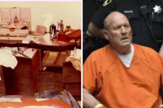 The Accused Golden State Killer Has Been Charged In The Murder That Started His Killing Spree