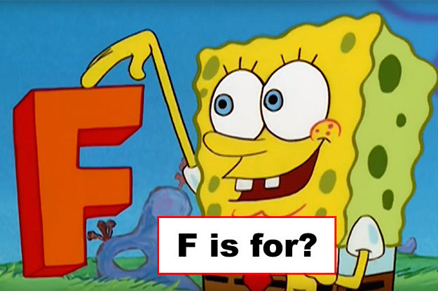 how well do you remember the fun song from spongebob