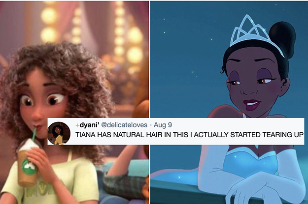 Princess tiana is in wreck it ralph 2 and she looks a lot different princess tiana is in wreck it ralph 2 and she looks a lot different from how we last saw her altavistaventures Gallery