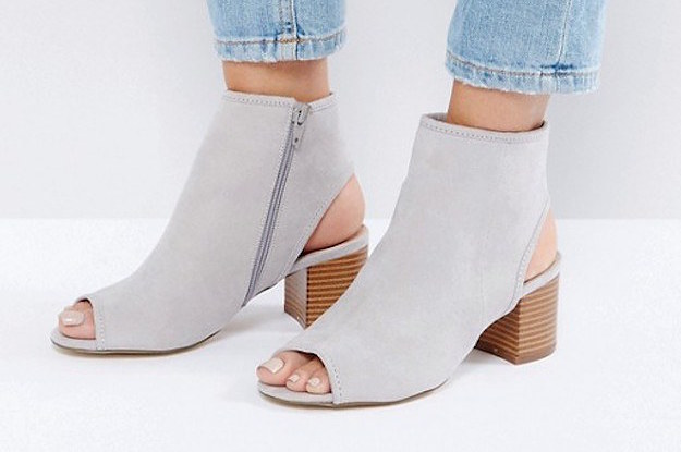 b509c0a529 18 Shoes From Asos That Want To Be On Your Feet, So Buy Them