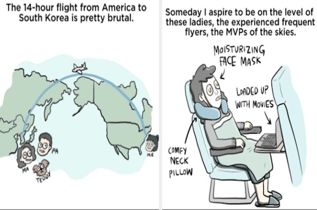 These Comics Show What Its Like To Live Between Two Cultures