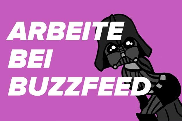 Arbeite für BuzzFeed Germany