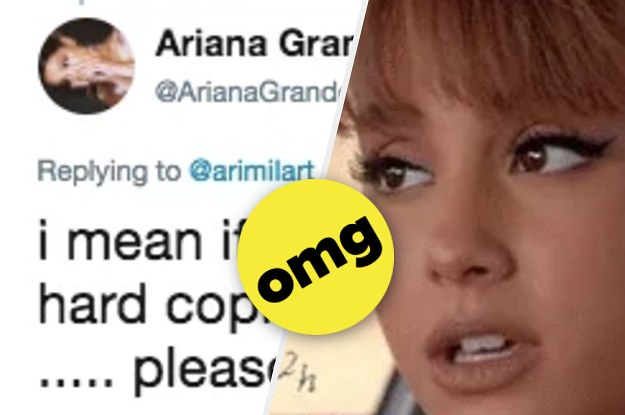 Ariana Grande Ends Fan With Dirty, Gross Fingernail