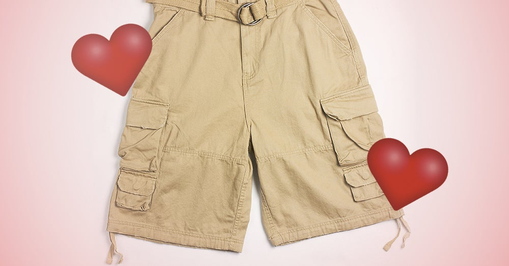 30eddc8cbe Fuck It, Just Wear Cargo Shorts
