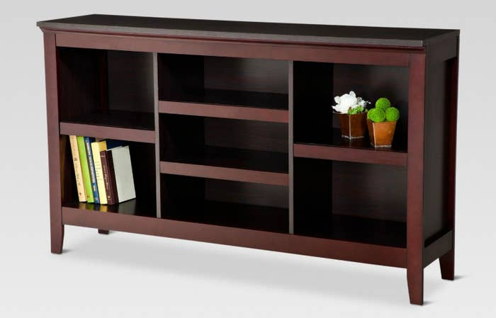 An Elegant Horizontal Bookshelf Guaranteed To Show You The Endless Storage Solutions On Horizon