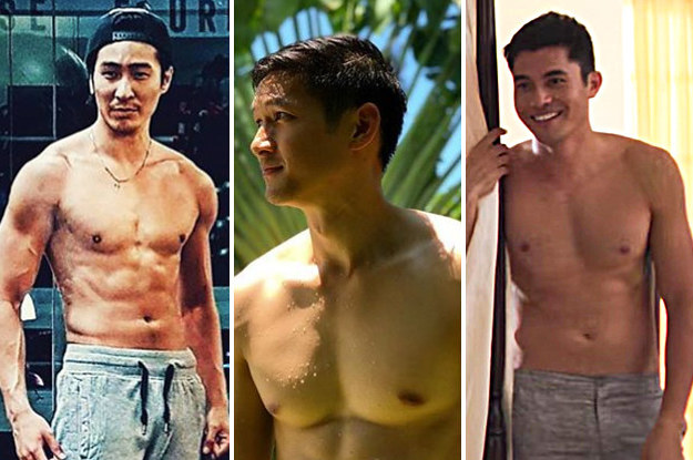 "The ""Crazy Rich Asians"" Men Will Make You Thirstier Than A Damn Cactus"