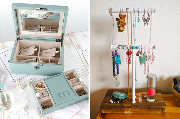 18 Of The Best Jewelry Organizers On Amazon