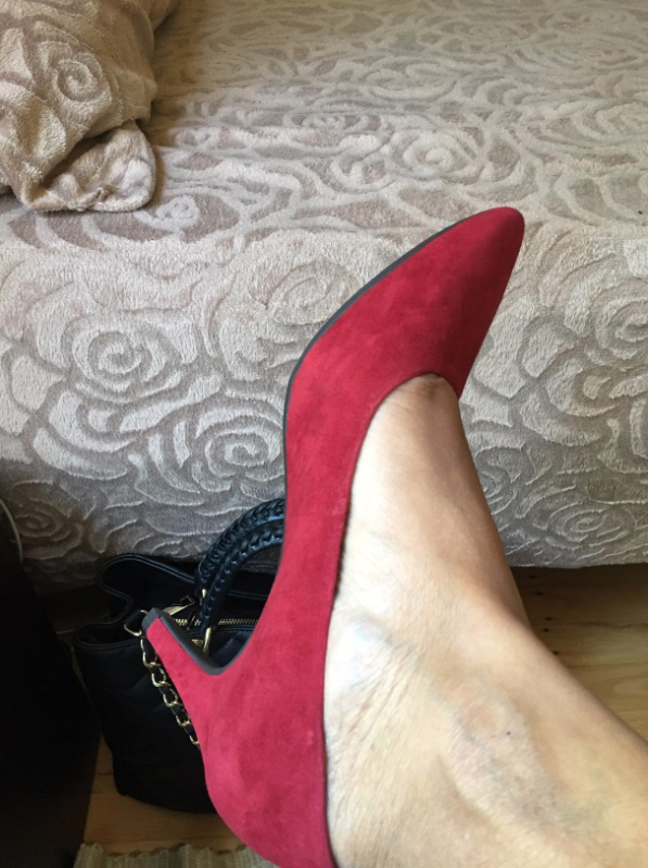 57a3ed4fdcf 22 Of The Best Comfortable Heels You Can Get On Amazon In 2018