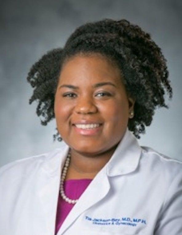 Tia Jackson-Bey, MD