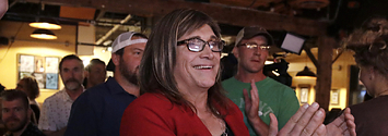 Christine Hallquist Makes History Becoming The First Openly Transgender Candidate For Governor