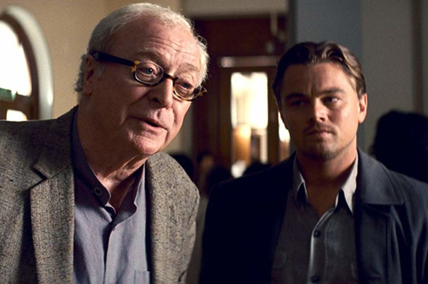 """Michael Caine Has Finally Offered A Definitive Answer To The Ending Of """"Inception"""""""