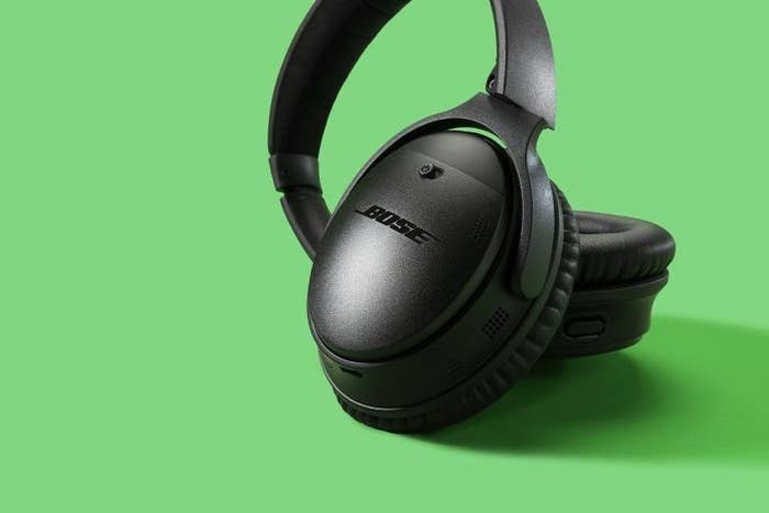 Read our full review of them — and why they're our pick for the best wireless headphones money can buy in the high-end price category —on BuzzFeed Reviews.