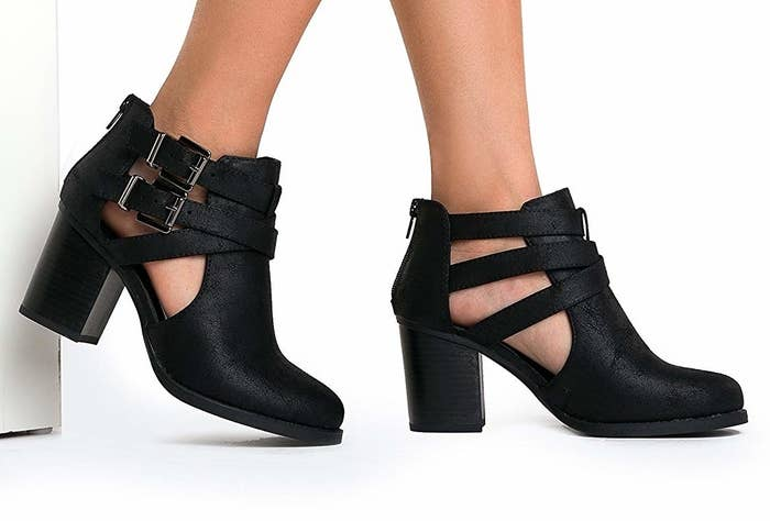 a1868dd8468c 22 Of The Best Comfortable Heels You Can Get On Amazon In 2018