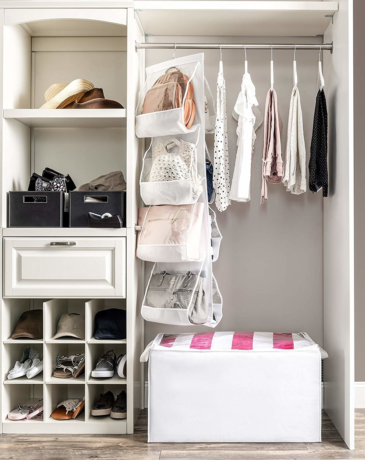 25 Things That Ll Finally Organize Your Overflowing Closet