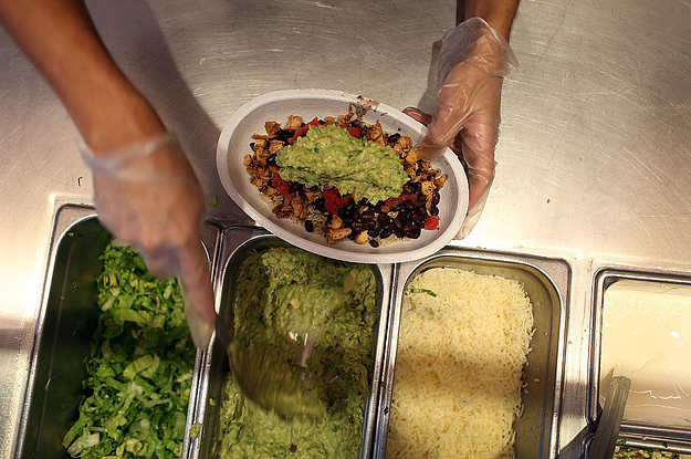 The Latest Chipotle Illness Outbreak Was Caused By Unsafe Food Temperatures