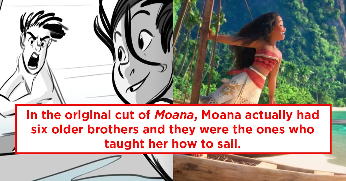 17 Deleted Scenes That Would've Completely Changed These Disney Movies