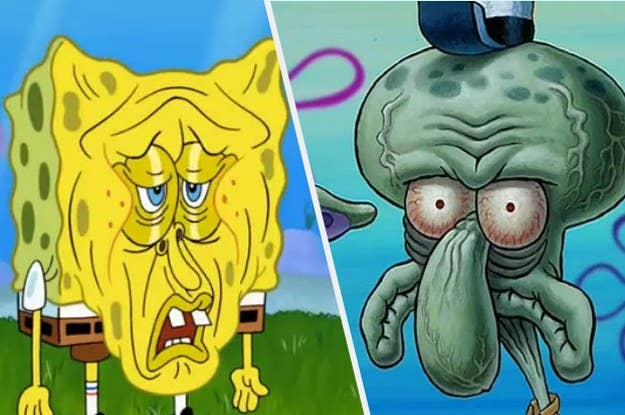 """Here Are 17 """"SpongeBob"""" Memes, Ranked From Worst To Best"""