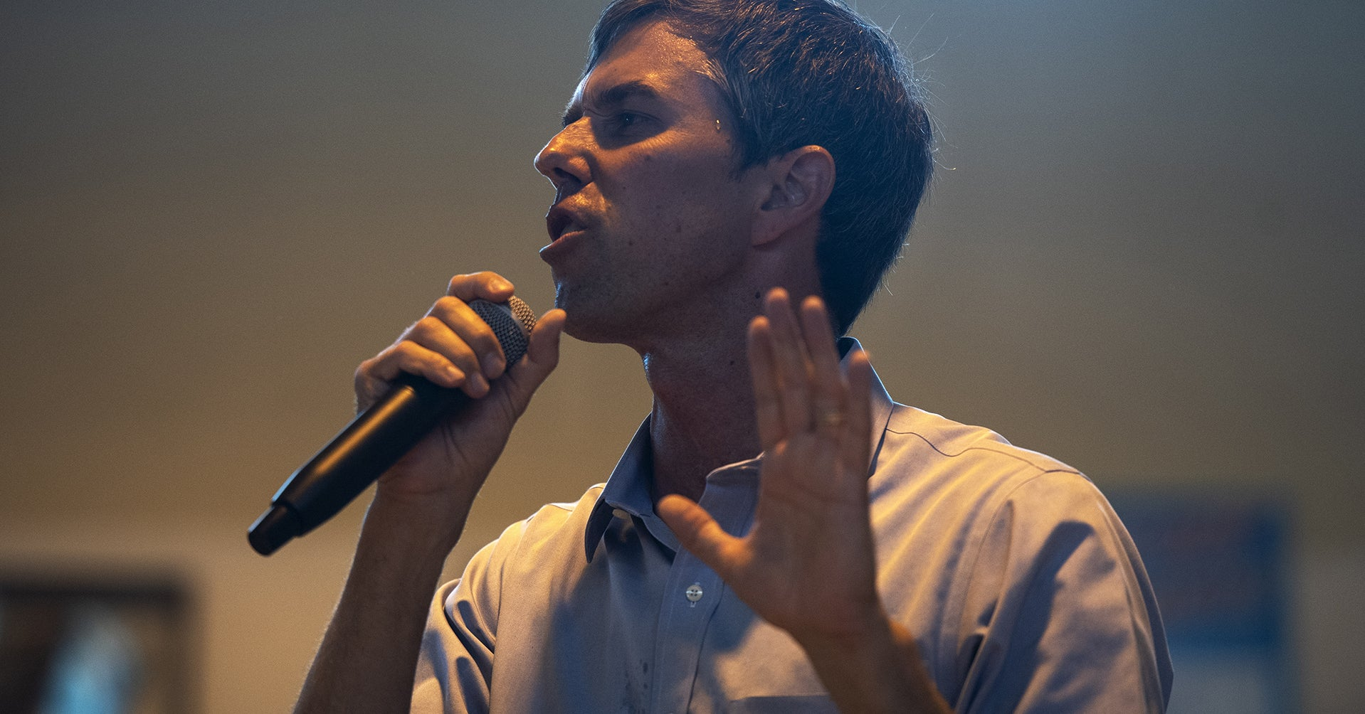 Beto O'Rourke Could Be The Democrat Texas Has Been Waiting For