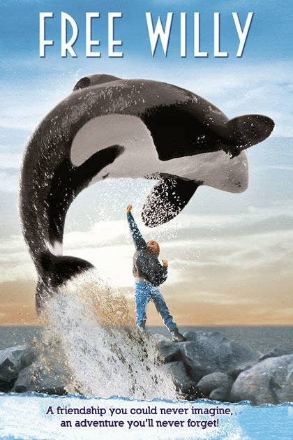 SeaWorld should take some notes from this movie  — LET YOUR WHALES GO FREE!