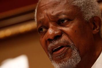 Former UN Secretary General Kofi Annan Has Died Aged 80