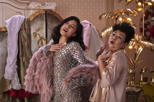 Crazy Rich Asians Doesn't Care About Your Impossible Expectations