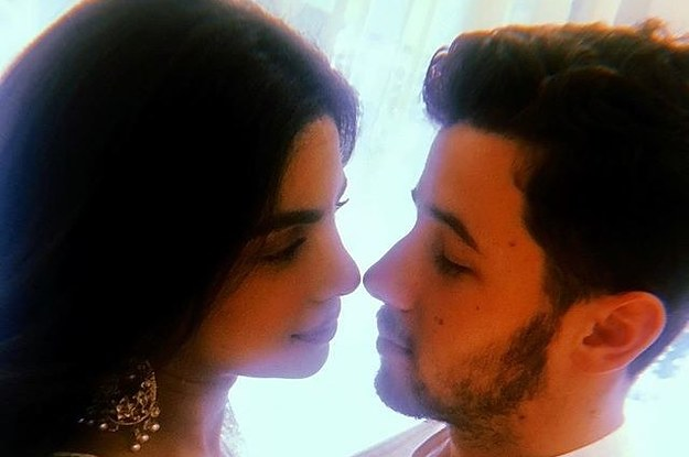 Priyanka Chopra And Nick Jonas Are Officially Engaged And Have The Roka Ceremony Pics To Prove It