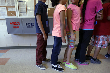 Immigrant Fathers Detained By ICE Were Separated From Their Children Again