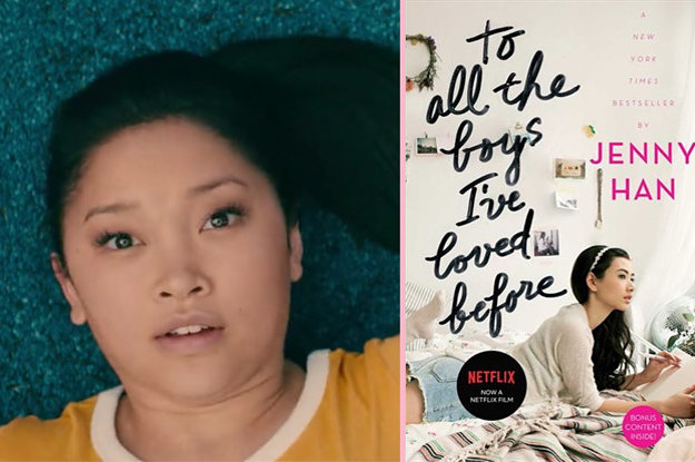 "13 Differences Between The ""To All The Boys I've Loved Before"" Book And Movie"