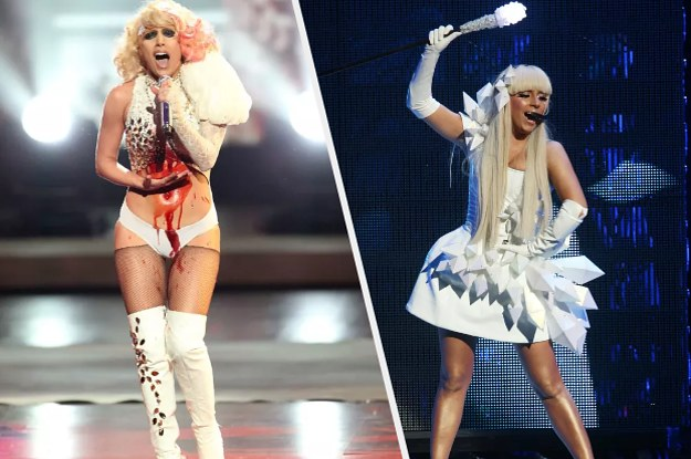 26 Things Lady Gaga Did In 2008-2009 That You Forgot All About