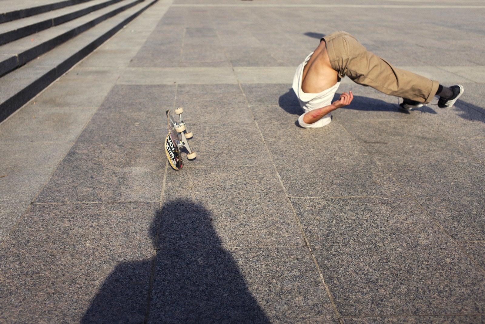"Sam Muller; ""Untitled (Chris Maalouf, Montreal)""; 2015."