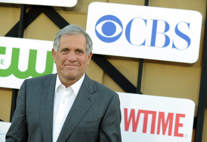 Les Moonves in Beverly Hills in 2013.