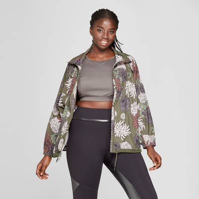 a8020192238b1 *Top off* even the laziest of outfits (hello, leggings my old friend) with  a casual statement jacket that'll take over as the focal point so you  always look ...