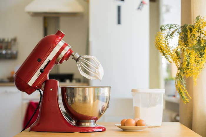 Sound The Alarm, The KitchenAid Pro Mixer Is 50% Off At Target on kenwood limited, amana corporation, kenwood chef, whirlpool corporation, meyer corporation, hamilton beach brands, sunbeam products,