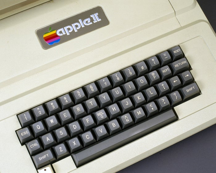 The Apple II was designed and built by Steve Jobs and Steve Wozniak by the end of 1976 as the first mass-marketed personal computer.