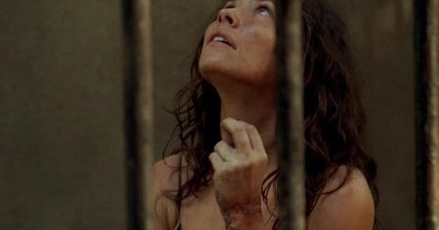 Evangeline Lilly On Doing Partially Nude Scenes In Lost I Was Crying My Eyes Out