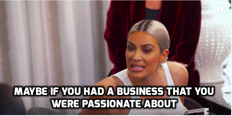"Kim Said Kourtney Is The ""Least Exciting"" Kardashian To Look At In This  Savage Argument"