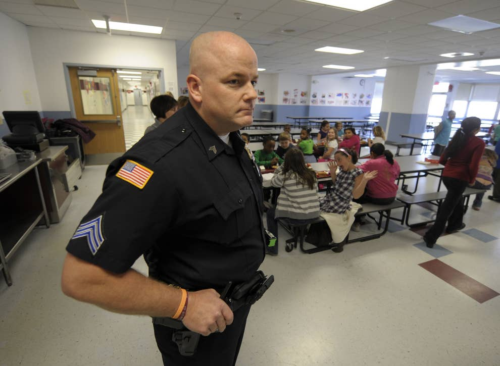 Campus Cops Are One Answer To School Shootings, But There's