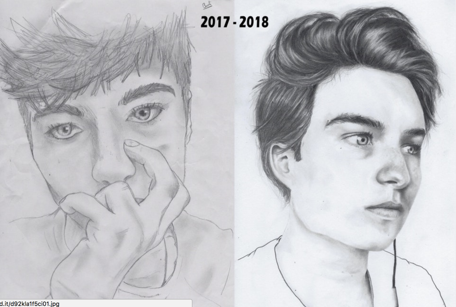 19 Art Transformations That'll Make You Want To Start Drawing Again