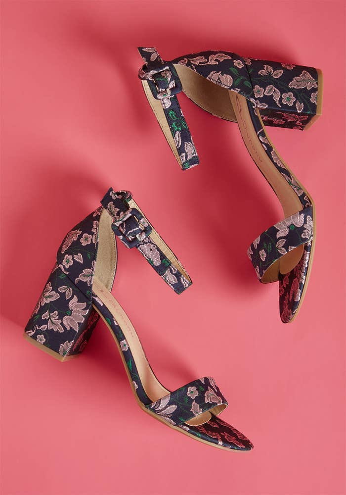 81c8682ea6f 32 Pairs Of Cute Heels That Are Surprisingly Comfortable