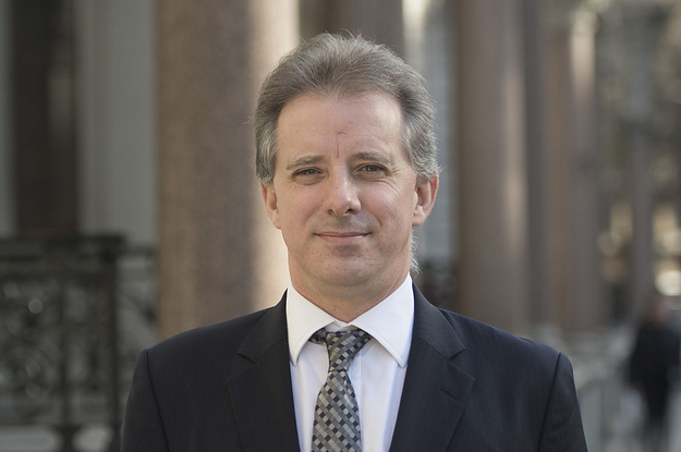 A DC Judge Has Dismissed Russian Bankers' Lawsuit Against The Author Of The Trump Dossier