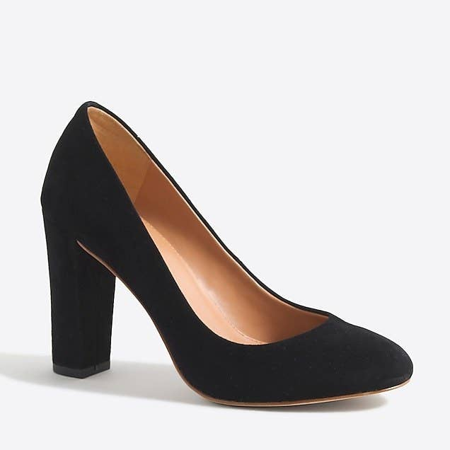 7754168249a A classic pump for days when you have a big work presentation and need to  look professional and be on your feet all day.