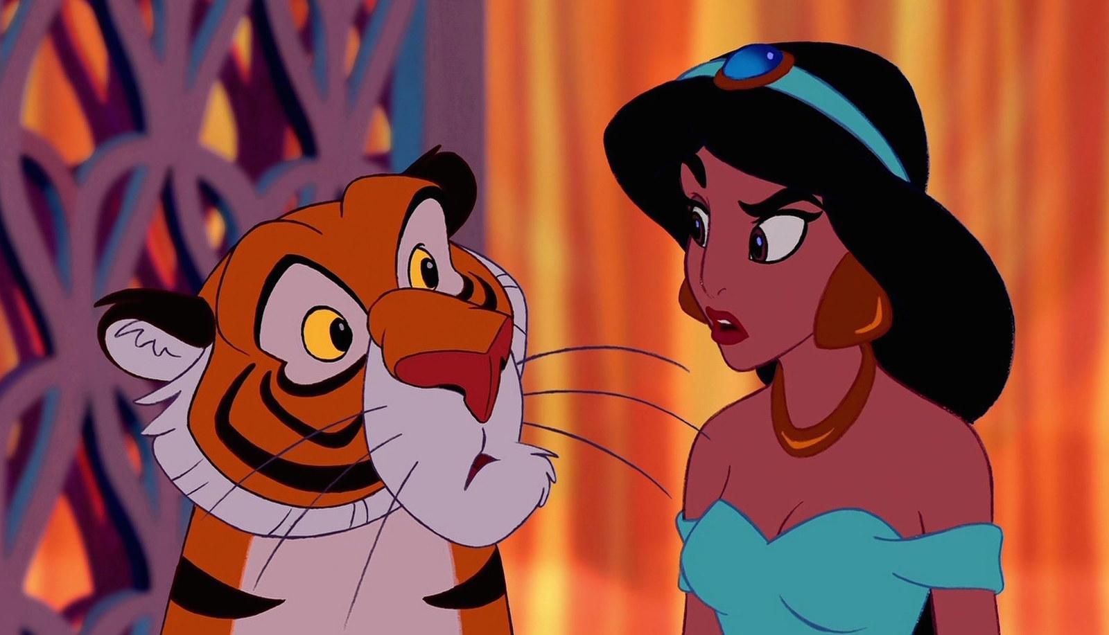 """从""""茉莉花Aladdin"""""""