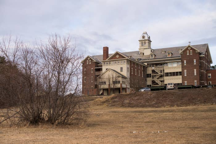 We Saw Nuns Kill Children: The Ghosts of St  Joseph's Catholic Orphanage