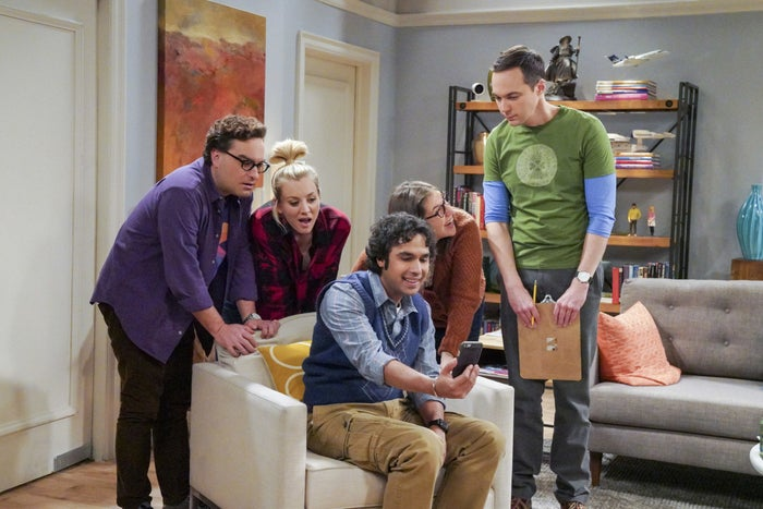 The Big Bang Theory is both the current No. 1 sitcom in the world and now the longest-running multi-camera series ever, with 279 episodes.