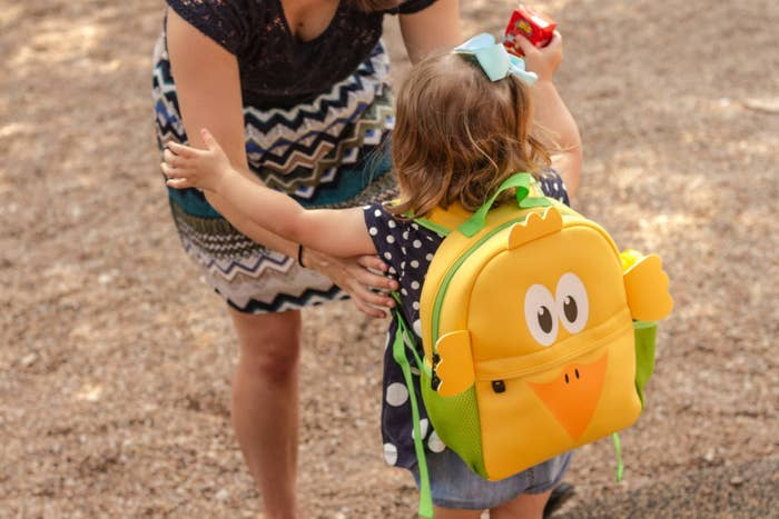 Every mom knows how messy their crazy kiddos can get. Make cleaning up their chaos a little easier with Animal Packer's machine washable backpacks! Your child isn't the only one that will enjoy Animal Packer's fun and creative designs!