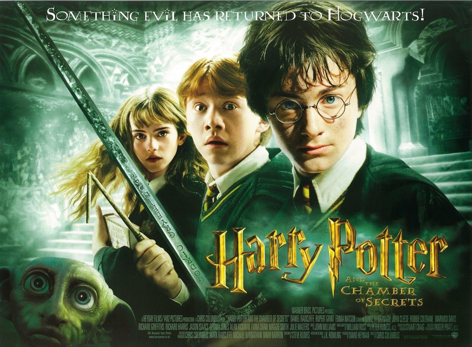 Todas las cosas maravillosas que añadieron las películas de Harry Potter y todas las cosas que no deberían haber añadido