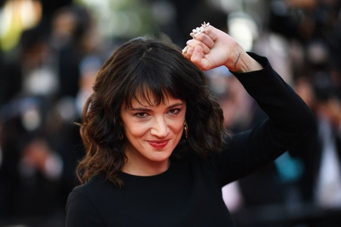 Argento at the Cannes Film Festival on May 19.