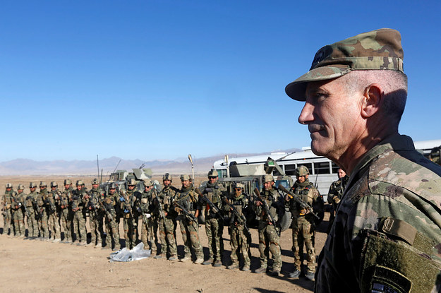 17 Years And Counting, It's Still Not Clear What Success In Afghanistan Looks Like