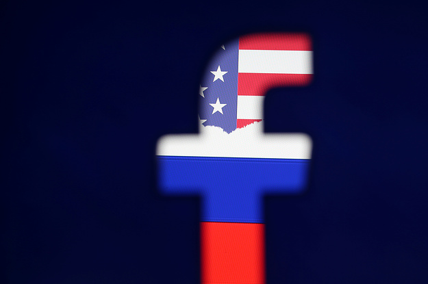 Russia And Iran Created Hundreds Of Fake Accounts For Political Meddling, Facebook Says